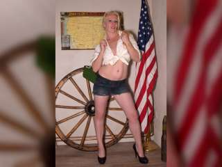USA Cowgirl